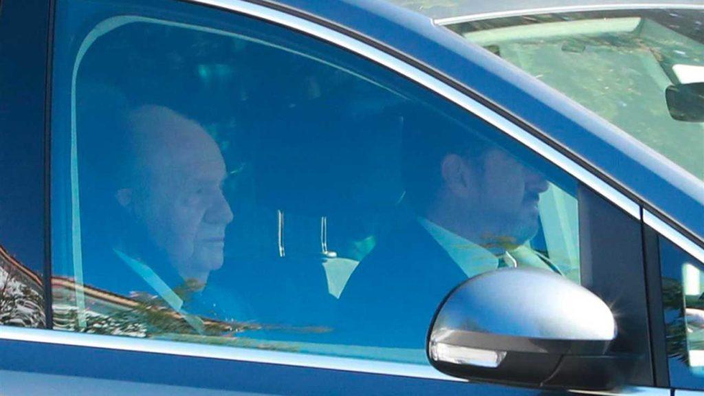 Juan Carlos 1er et Sofía au mariage de Rafael Nadal et Xisca