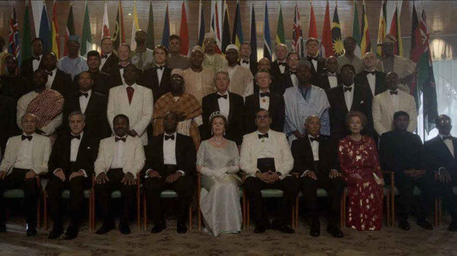 Le sommet de la C.H.E.I. à Aumérine - 1979